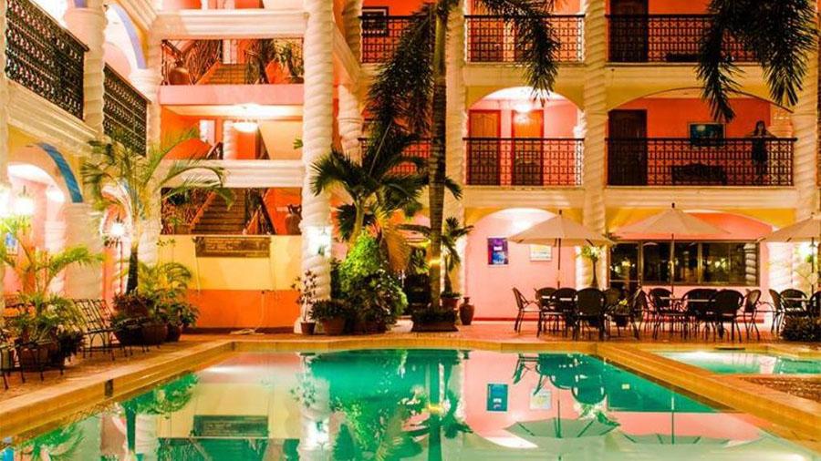 Marco Vincent Dive Resort- Puerto Galera- Interior View
