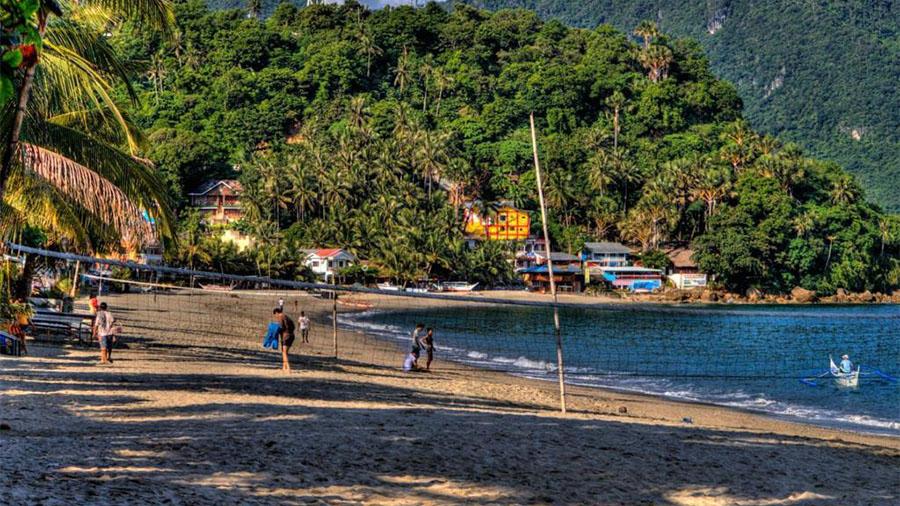 Sea Jewel Beach Resort Puerto Galera- Beach Front View