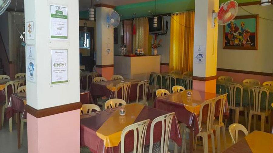 Sea Jewel Beach Resort Puerto Galera- Restaurant