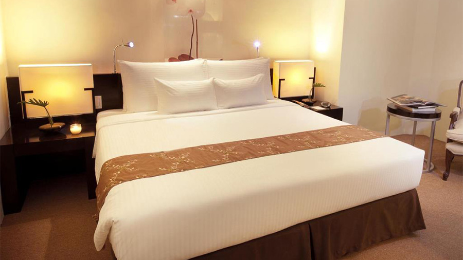 Waterfront Cebu City Hotel and Casino- Accommodation Executive Suite room