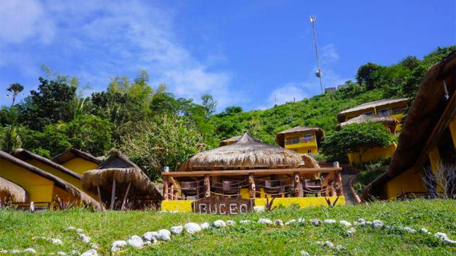 Buceo Anilao Beach and Dive Resort- Entrance