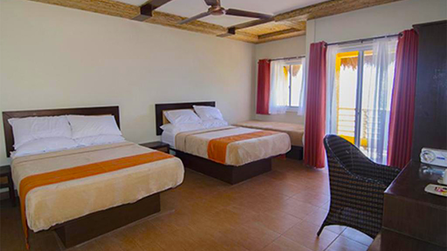 Buceo Anilao Beach and Dive Resort- accommodation