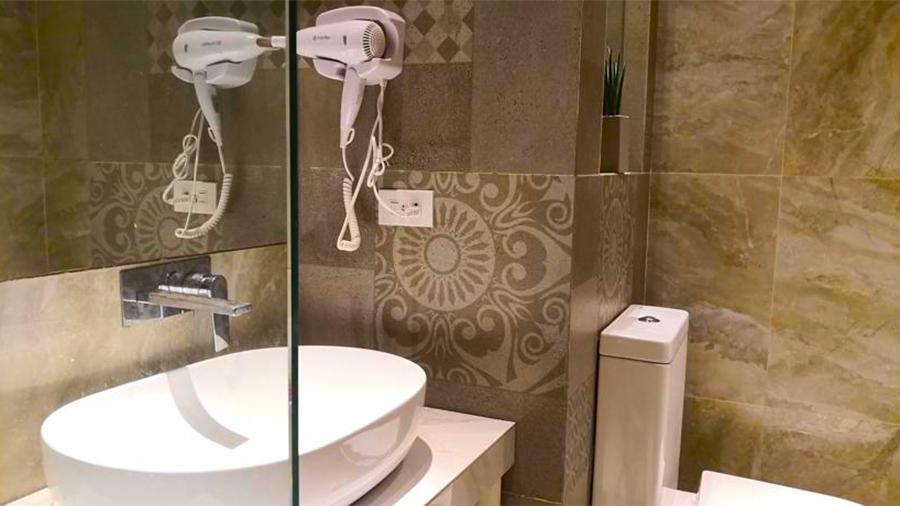 Camp Netanya Resort and Spa-Batangas- Hotel bath Room
