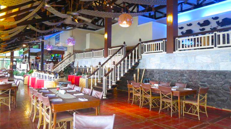Eagle Point Beach and Dive Resort- Barangas- Restaurant