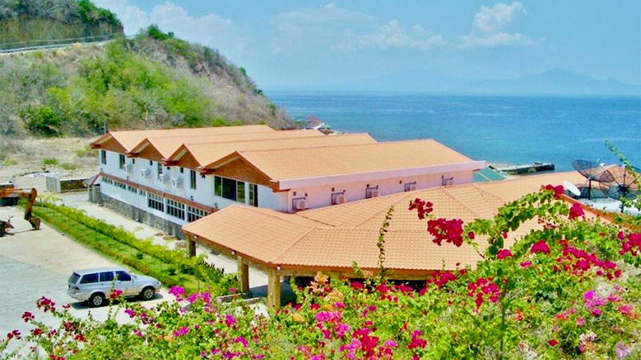 Sea Spring Resort- Batangas- Building View