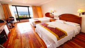 Sea Spring Resort- Batangas- accommodation Deluxe room