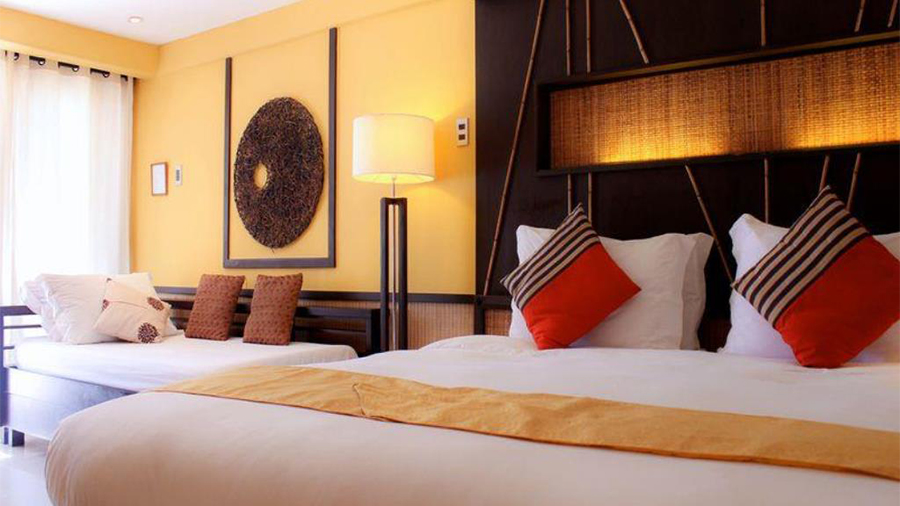 Vivere Azure Resort- Batangas- accommodation Suite bed room