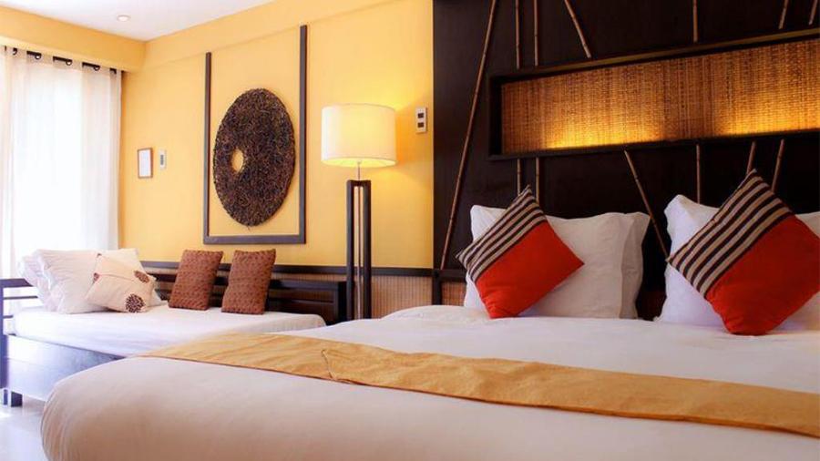 Vivere Azure Resort- Batangas- accommodation Suite bed room