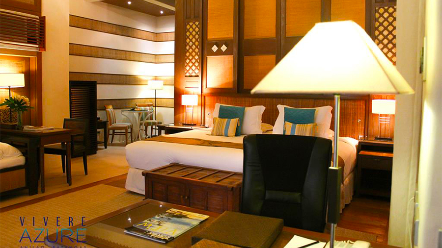 Vivere Azure Resort- Batangas- accommodation presidential Suite bed room
