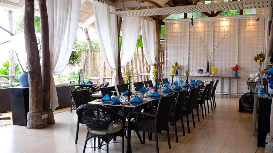 Vivere Azure Resort- Batangas- restaurant