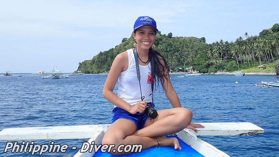 Diving in Apo Island - Dive Site - Mamsa Point